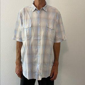 Claiborne short-sleeve Shirt - 2XLT